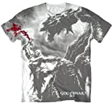 God of War Open Your Eyes AOP T-Shirt