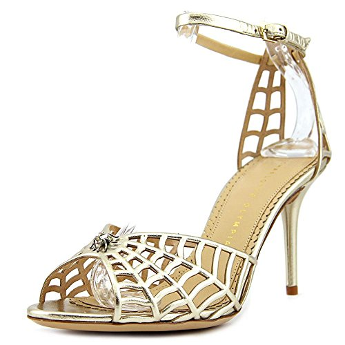charlotte-olympia-spinderella-women-us-8-gold-sandals-uk-5-eu-38