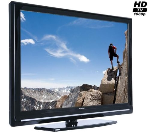 Sharp LC24DV510K 24-inch HD Ready 1080p LED Backlight TV and DVD Combination