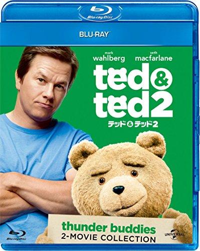 テッド&テッド2 ブルーレイ・パック〈初回生産限定〉[Blu-ray/ブルーレイ]