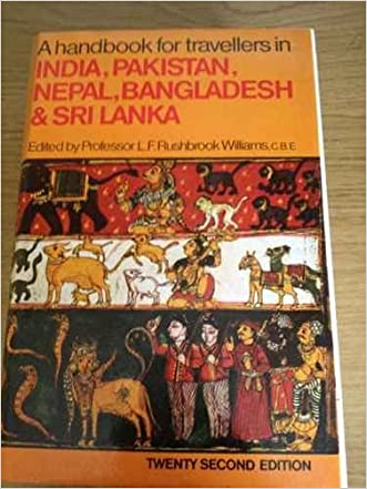 A Handbook for Travellers in India, Pakistan, Nepal, Bangladesh and Sri Lanka