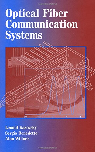 Optical Fiber Communication Systems (Artech House Optoelectronics Library)