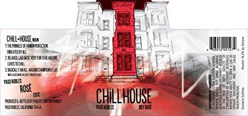 2012 Chillhouse Zinfandel 750Ml
