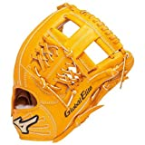 MIZUNO(ミズノ) ベースボール グローブ グローバルエリート QMライン 硬式用/内野手用H2 サイズ10 メンズ オレンジ 1AJGH12333 ORG