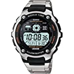 Casio General Men's Watches Sporty Digital AE-2000WD-1AVDF - WW