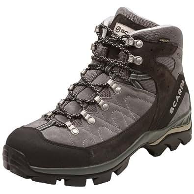 Kailash GTX Hiking Boot - Men's Smoke/Anthracit 42.5 by Scarpa