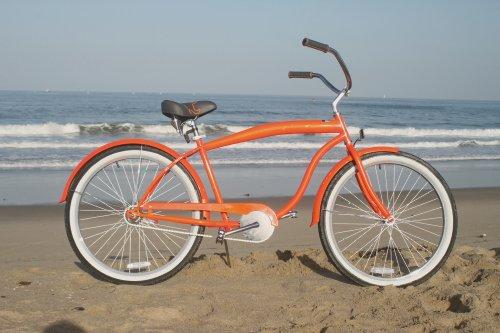 Sixthreezero Men39s In The Barrel 1Speed 26Inch Beach Cruiser Bicycle G