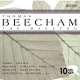 Sir Thomas Beecham Conducts Grieg, Delius, Wagner, Strauss, Sibelius, etc.