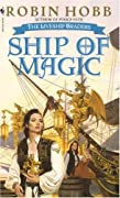 Ship of Magic (Liveship Traders) by Robin Hobb cover image
