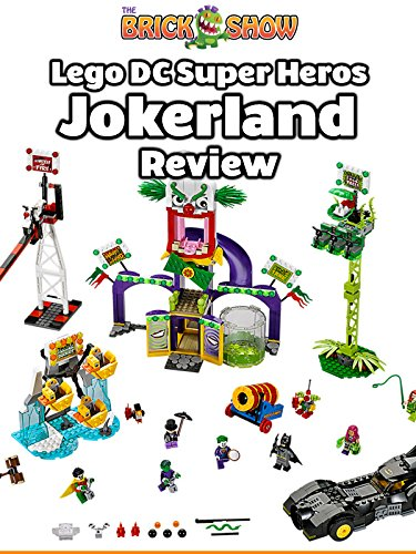LEGO DC Comics Jokerland Review (76035)