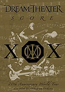 Score: 20th Anniversary World Tour - Live With the Octavarium Orchestra [3CD Set]