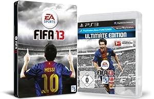 FIFA 13 - Ultimate Steelbook Edition (Exklusiv bei Amazon.de)