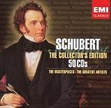 echange, troc  - Les Chefs d'Oeuvres de Schubert - Coffret 50 CD + liste des oeuvres proposées.