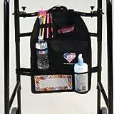 TFI Walker Accessory Bag in Black 2181/1