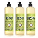Mrs. Meyers Clean Day Liquid Dish Soap (Pack Of 3)