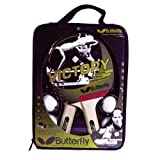 Butterfly Victory 2-Player Table Tennis Set