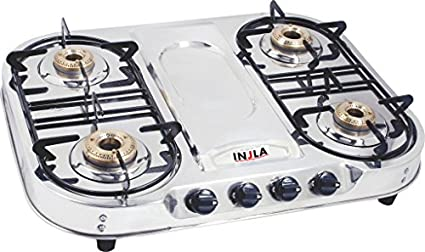 Injla-P-402-Manual-Gas-Cooktop-(4-Burner)