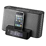 51slbsmmA7L. SL160  Sony ICFCS10iP Speaker Dock with Alarm Clock and Radio for iPod/iPhone (Black)