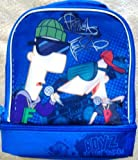 Disney Phineas & Ferb Boyz in the 'Burbs Domed 2-compartment Lunch Bag