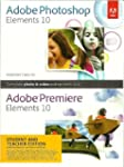 Adobe Photoshop Elements and Premiere...