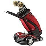 Stewart Golf F1 Lithium Remote Controlled Golf Trolley -Red
