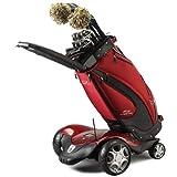 Stewart Golf F1 Lithium Remote Controlled Golf Trolley -Red