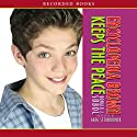 Encyclopedia Brown Keeps the Peace (       UNABRIDGED) by Donald Sobol Narrated by Greg Steinbruner