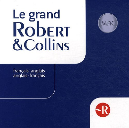 Le Grand Robert & Collins Pour MAC (French Edition)