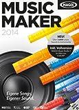 Digital Software - MAGIX Music Maker 2014 [Download]