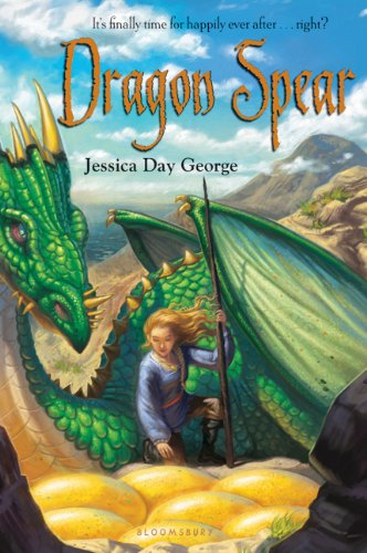 Dragon Spear (Dragon Slippers), Jessica Day George