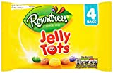 Rowntree's Jelly Tots Pack of 10 (10x4 Packs)