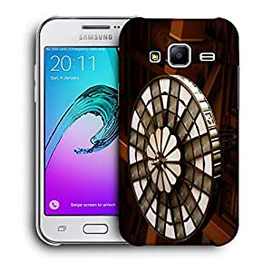 Snoogg Hanging Jhumar Designer Protective Back Case Cover For SAMSUNG GALAXY J2