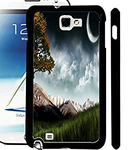 ColourCraft Beautiful scenery Design Back Case Cover for SAMSUNG GALAXY NOTE 2 N7100