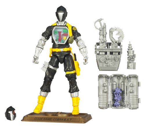 Buy Low Price Hasbro GI Joe Anniversary Hall of Heros –  B A T Figure (B001L7S2R4)