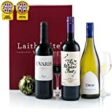 Laithwaites Wine Discovery Mixed Trio (Mixed case of 3 in gift box)