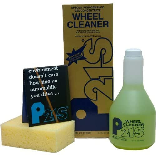 wheel cleaner guide