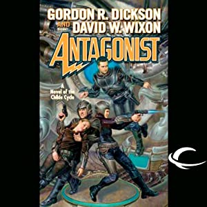 Antagonist: Dorsai Series, Book 7 | [Gordon R. Dickson, David W. Wixon]