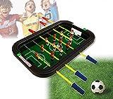 Juego mini futbolín portátil para niños CAMPIONI DEL MONDO 361570 mws1972