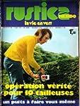 RUSTICA HEBDO [No 188] du 05/08/1973...