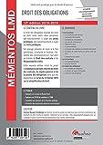 Image de Mémentos LMD - Droit des obligations 2015-2016