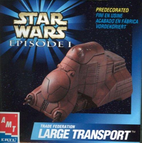 Trade Federation Large Transport Snapfast Mini Model - Star War Episode I Collection