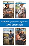 img - for Harlequin American Romance April 2015 Box Set: Texas Rebels: Egan\A Montana Cowboy\The Cowboy's Little Surprise\A Wife in Wyoming book / textbook / text book