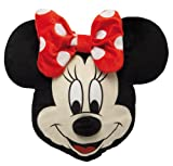Disney Minnie Mouse Oh My Head Shaped Cushion