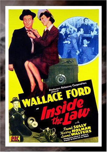 Cover art for  Inside the Law