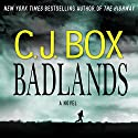Badlands Audiobook by C. J. Box Narrated by January LaVoy