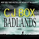 Badlands (       UNABRIDGED) by C. J. Box Narrated by January LaVoy