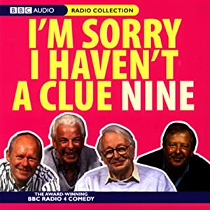 I'm Sorry I Haven't a Clue, Volume 9 Radio/TV Program
