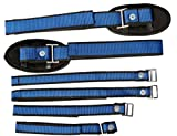 NEWEST UK Model Design Tru-Stride Stilts Replacement Strap Kit Full Set,Plastering Stilts Straps. Full Set. Universal Fit. Skywalker / Marshalltown etc