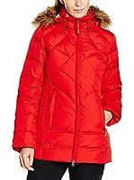 Icepeak Plumas Talise (Rojo)