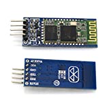 Hot??Wireless Serial 4 Pin Bluetooth RF Transceiver Module HC-06 RS232 backplane